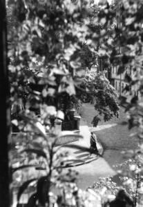 Б.Ржевский переулок 1940-е