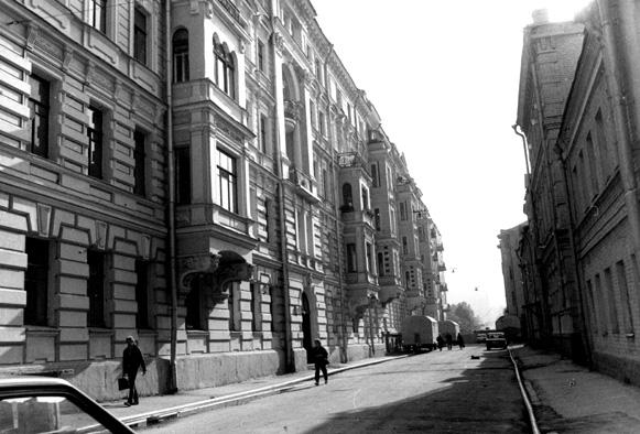 Савельевский переулок